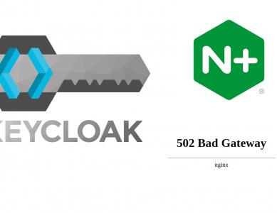 Keycloak – 502 Bad Gateway – upstream sent too big header